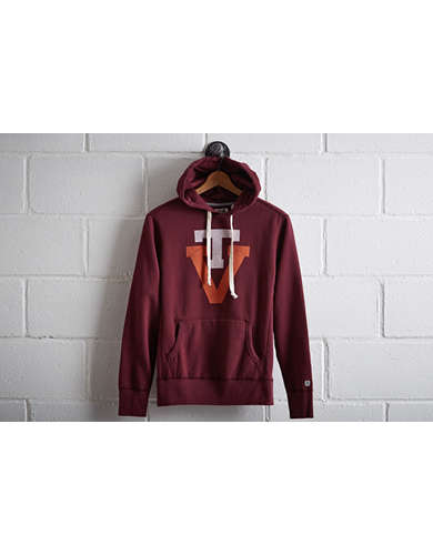 Tailgate Men's Virginia Tech Popover Hoodie -