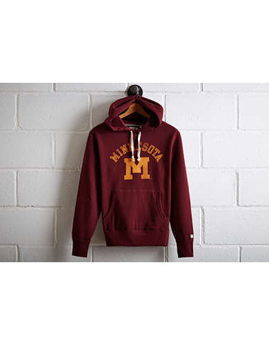 Tailgate Men's Minnesota Popover Hoodie - Free Returns