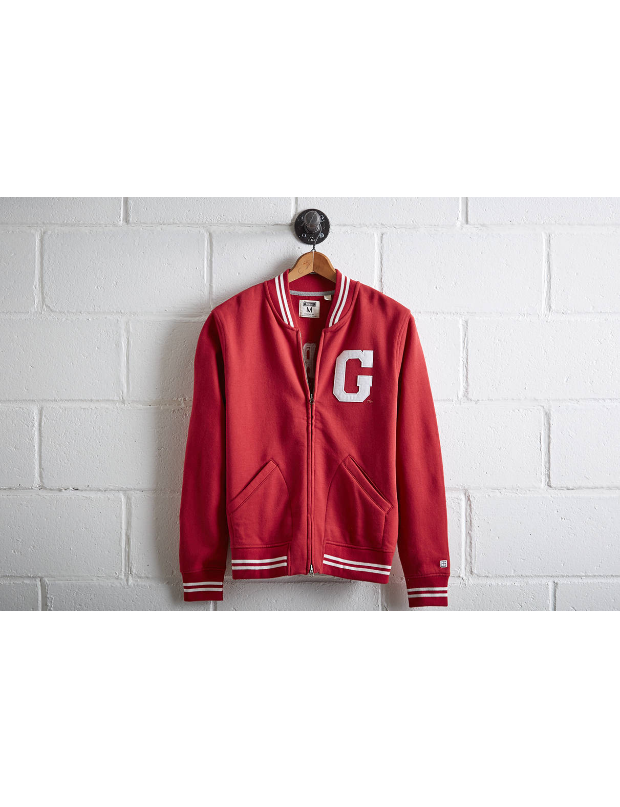 Display product reviews for Tailgate Men's Georgia Bomber Jacket