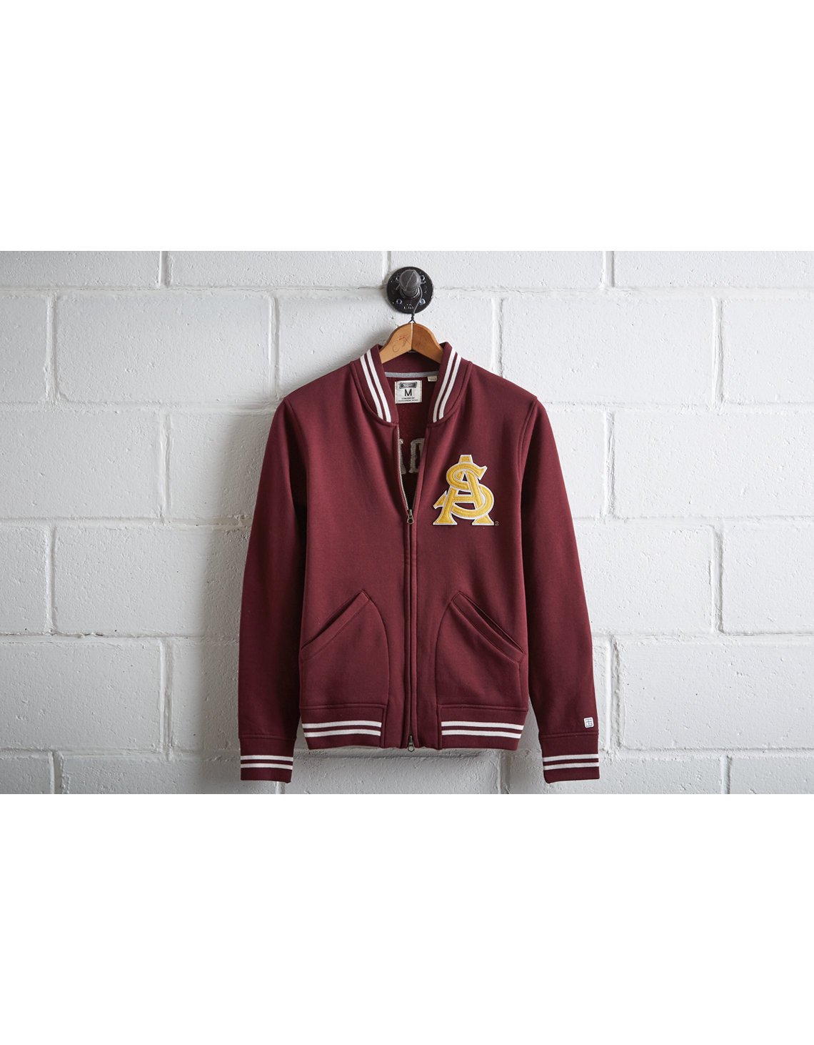 Tailgate Men's Arizona State Bomber Jacket