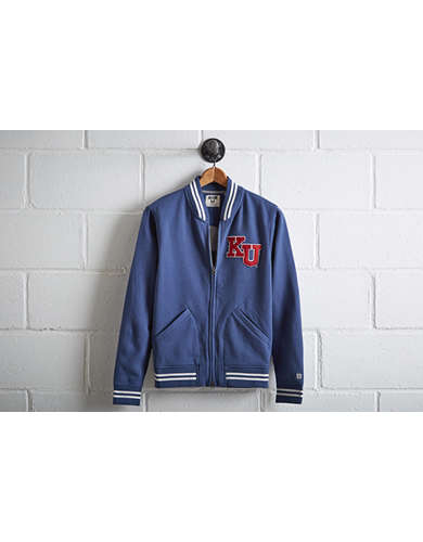 Tailgate Men's Kansas Bomber Jacket