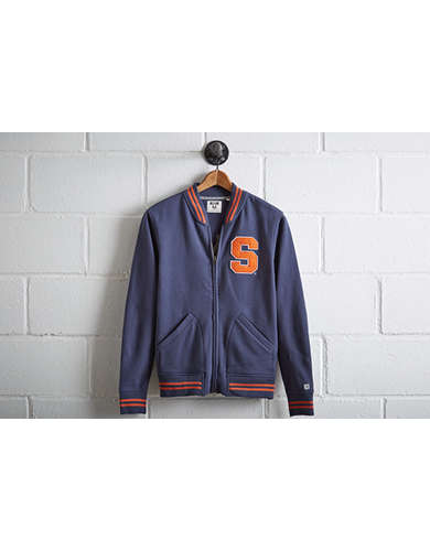 Tailgate Men's Syracuse Bomber Jacket