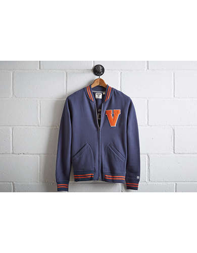 Tailgate Men's UVA Bomber Jacket