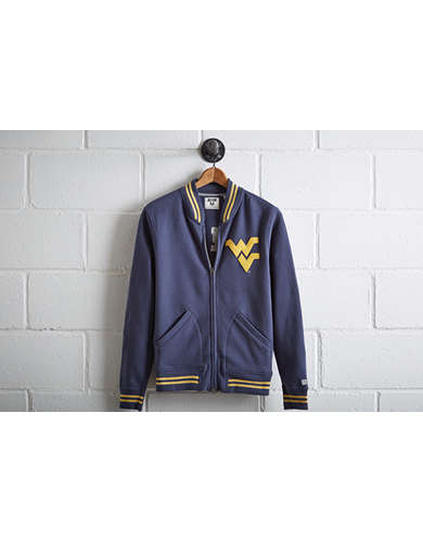 Tailgate Men's WVU Bomber Jacket