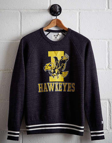 Tailgate Men's Iowa Fleece Sweatshirt - Free Returns