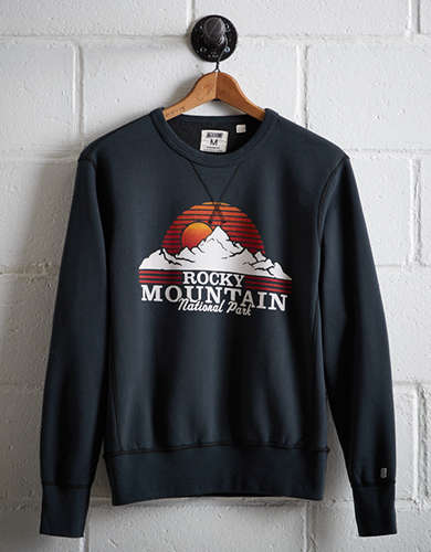 Tailgate Men's Rocky Mountain National Park Sweatshirt - Free returns