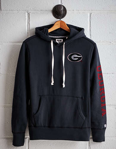 Tailgate Men's Georgia Fleece Hoodie -