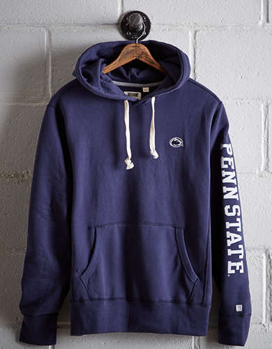 Tailgate Men's Penn State Fleece Hoodie - Free returns
