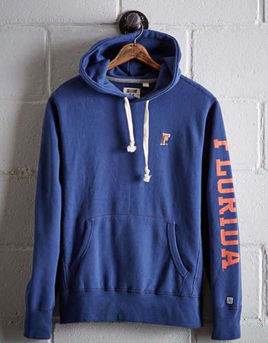 Tailgate Men's Florida Fleece Hoodie - Free Returns