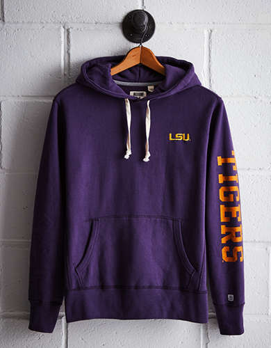 Tailgate Men's LSU Fleece Hoodie - Free shipping & returns with purchase of NBA item