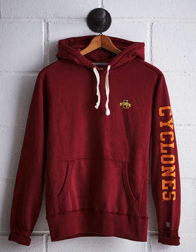 Tailgate Men's Iowa State Fleece Hoodie - Free returns