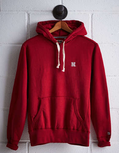 Tailgate Men's Nebraska Fleece Hoodie -