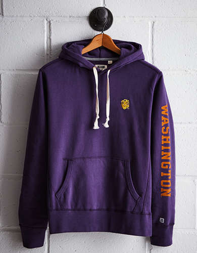 Tailgate Men's Washington Fleece Hoodie - Free returns
