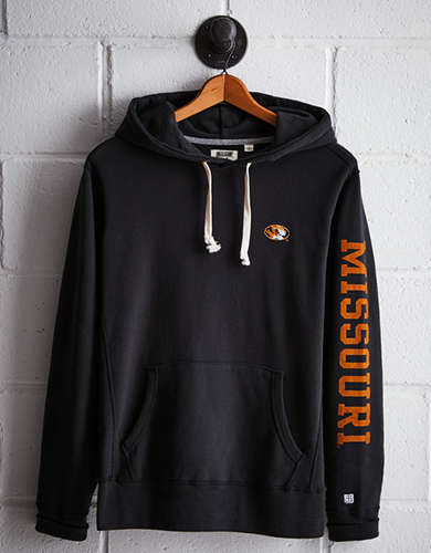 Tailgate Men's Missouri Fleece Hoodie - Free Returns