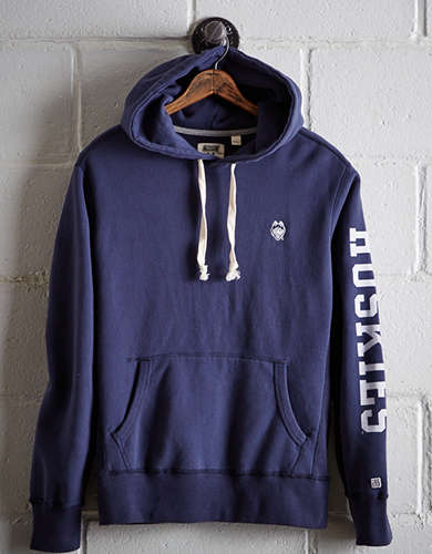 Tailgate Men's Connecticut Fleece Hoodie -