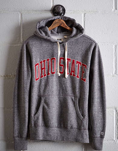 Tailgate Men's Ohio State Fleece Popover Hoodie - Buy One Get One 50% Off