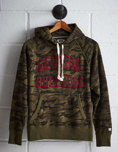 Tailgate Men's Georgia Camo Hoodie - Buy One Get One 50% Off