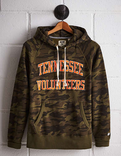 Tailgate Men's Tennessee Camo Hoodie - Free returns