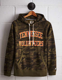 Tailgate Men's Tennessee Camo Hoodie