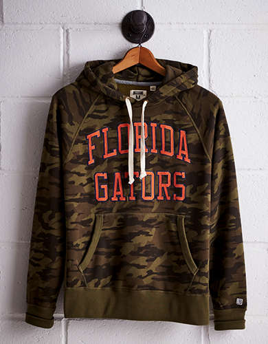 Tailgate Men's Florida Camo Hoodie - Free Returns