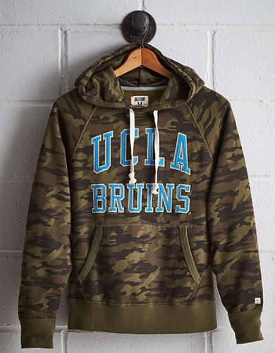 Tailgate Men's UCLA Camo Hoodie - Free Returns