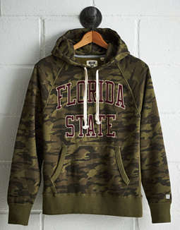 Tailgate Men's Florida State Camo Hoodie