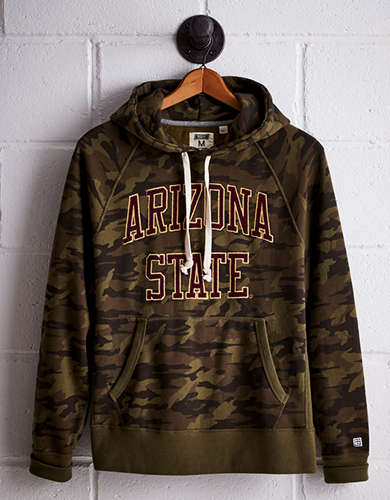 Tailgate Men's Arizona State Camo Hoodie - Free Returns