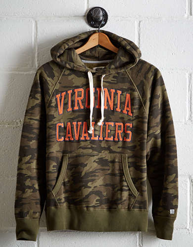 Tailgate Men's Virginia Camo Hoodie - Free returns