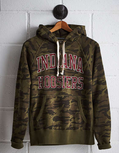Tailgate Men's Indiana Camo Hoodie - Free Shipping + Free Returns