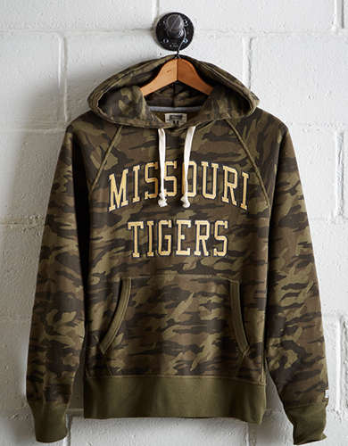 Tailgate Men's Missouri Camo Hoodie - Free Returns