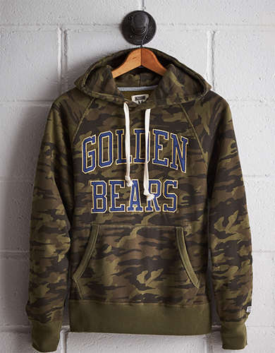 Tailgate Men's California Camo Hoodie - Free Returns
