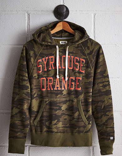 Tailgate Men's Syracuse Camo Hoodie - Free returns