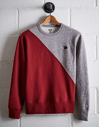 Tailgate Men's South Carolina Colorblock Sweatshirt - Free Returns
