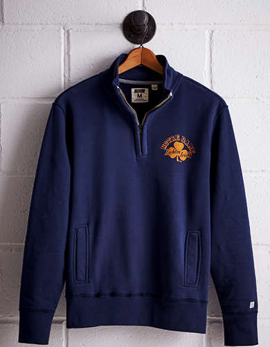 Tailgate Men's Notre Dame Half-Zip Popover - Free shipping & returns with purchase of NBA item