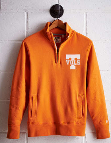 Tailgate Men's Tennessee Half-Zip Fleece Popover -