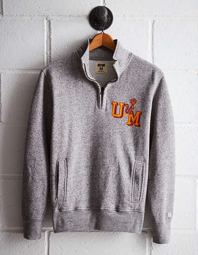 Tailgate Men's Minnesota Half-Zip Fleece Popover - Free Returns