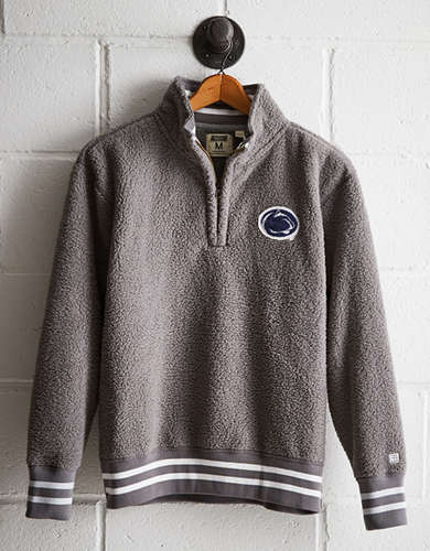 Tailgate Men's Penn State Sherpa Fleece Half-Zip -