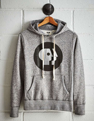Tailgate Men's PBS Fleece Hoodie - Free Returns