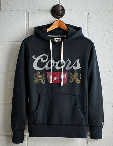 Tailgate Men's Coors Fleece Hoodie - Free Returns