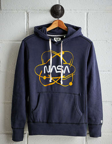 Tailgate Men's NASA Fleece Hoodie -