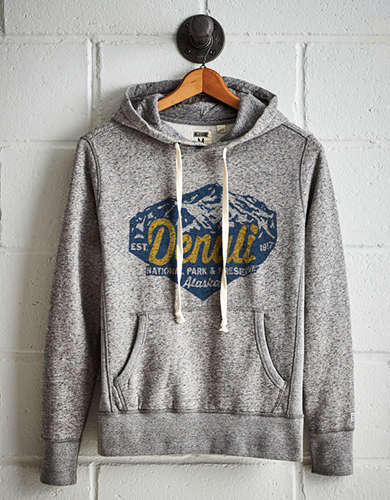 Tailgate Men's Denali Fleece Hoodie - Free Returns