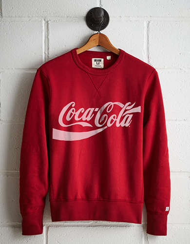 Tailgate Men's Coca-Cola Fleece Sweatshirt -