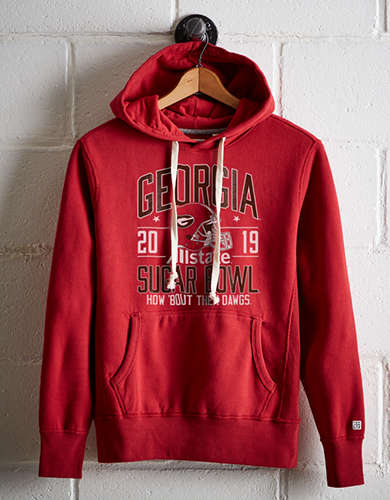 Tailgate Men's Georgia Sugar Bowl Fleece Hoodie -