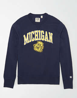 Tailgate Men's Michigan Wolverines Sweatshirt
