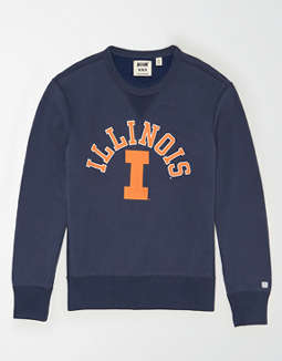 Tailgate Men's Illinois Fighting Illini Sweatshirt