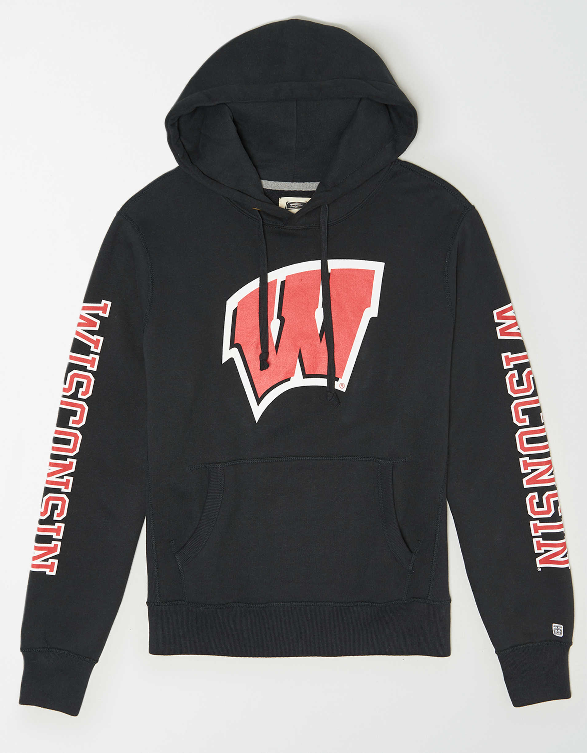 Tailgate Men's Wisconsin Badgers Fleece Hoodie
