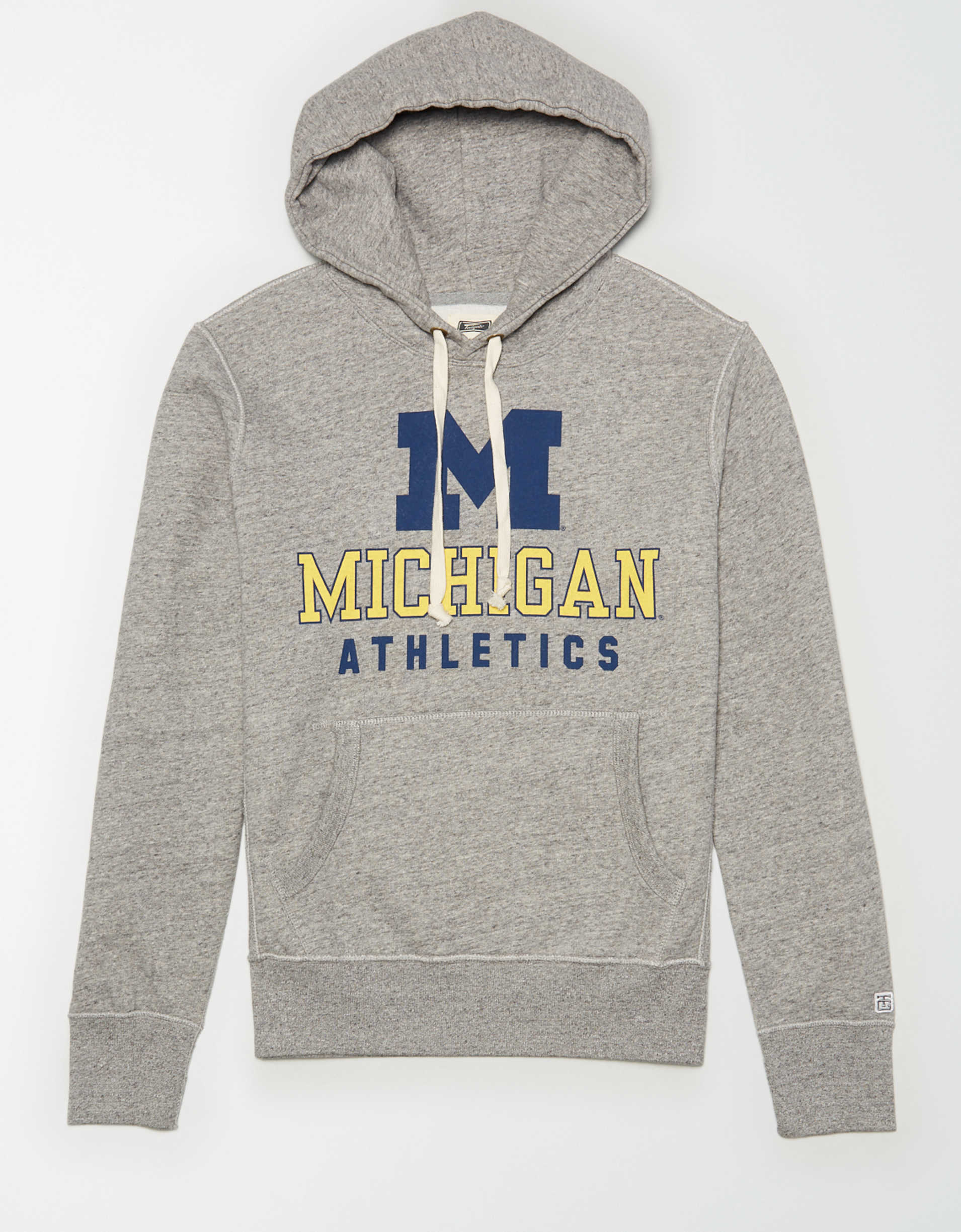 Tailgate Men's Michigan Wolverines Fleece Hoodie