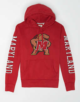Tailgate Men's Maryland Terrapins Fleece Hoodie