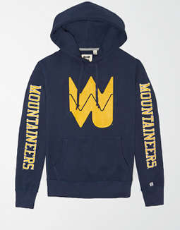 Tailgate Men's West Virginia Mountaineers Fleece Hoodie