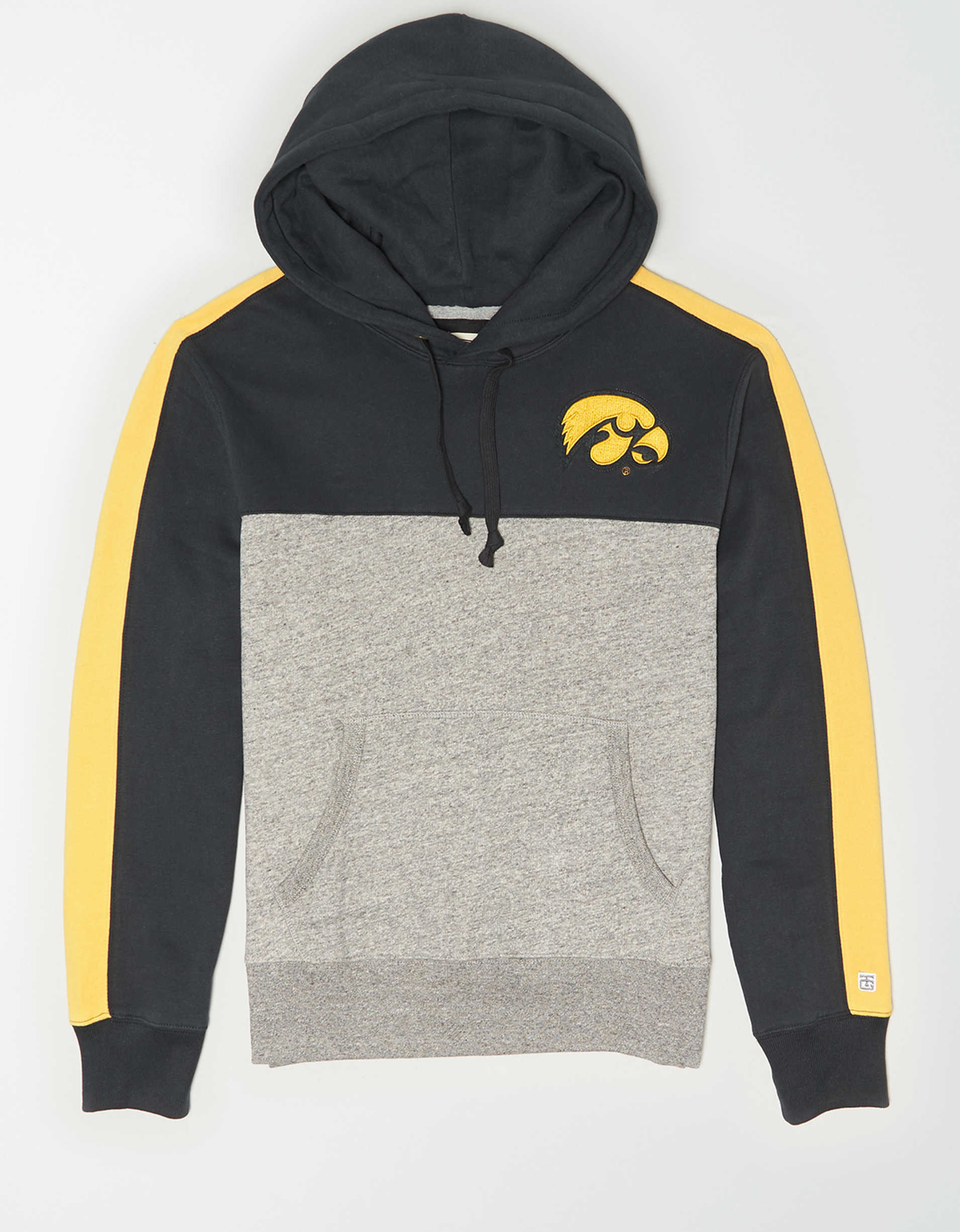 Tailgate Men's Iowa Hawkeyes Fleece Hoodie